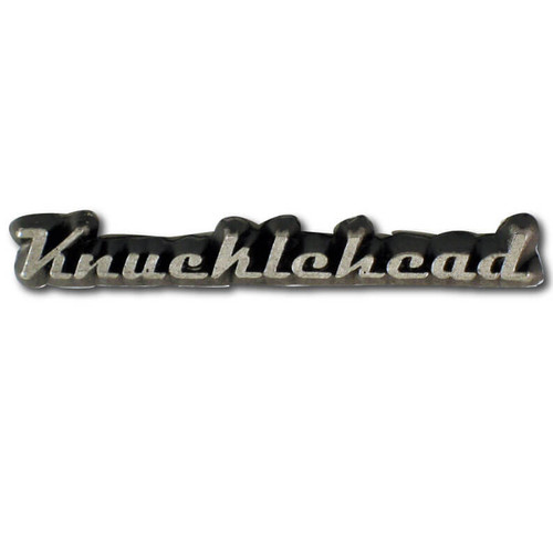 Knucklehead Engine Lapel Pin