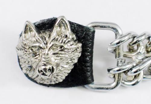 Wolf Head Vest Extender