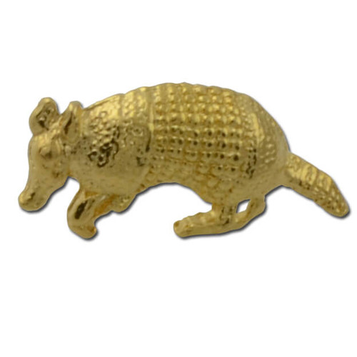 Armadillo Lapel Pin