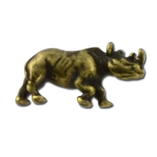 Rhino Lapel Pin