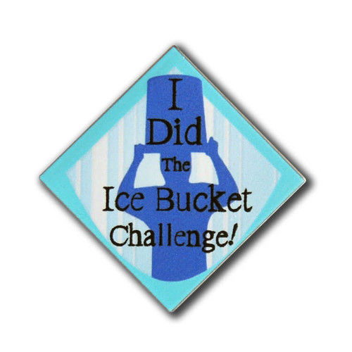 ALS Ice Bucket Challenge Pin
