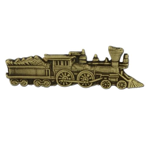 Train Lapel Pin