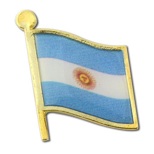 State Flag Lapel Pin