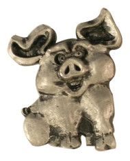 Hog 2 Lapel Pin