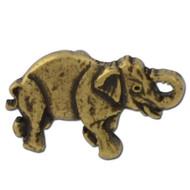 Elephant 3 Lapel Pin
