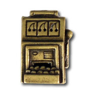Slot Machine Lapel Pin