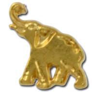 Elephant 2 Lapel Pin