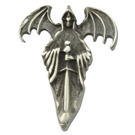 Angel of Death Lapel Pin