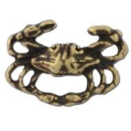 Crab Lapel Pin