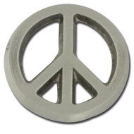 Peace Symbol Lapel Pin