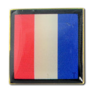 Nautical Code Flag T - Tango