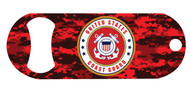 US Coast Guard Bottle Opener