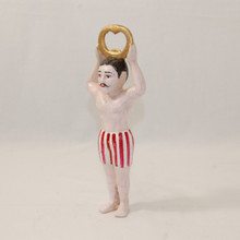 Art Deco Strongman Bottle Opener