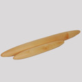 Large and small Rolling Pin. Handmade in Australia from sought after Huon Pine. Lovely Kitchenware gift.