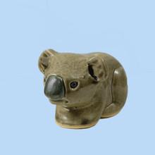 Ceramic Koala. Hand made Australia.