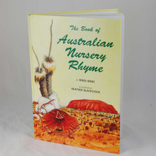 Australian Nursey Rhyme Illustrated Book