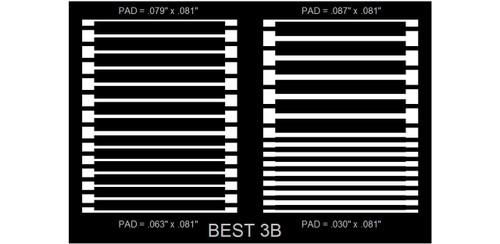 BEST3D Epoxy Circuit Frame