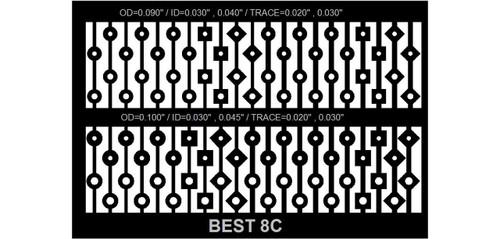 BEST8C Circuit Frame