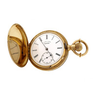 Rare A. Lange & Söhne 18k 1880 Pocket Watch