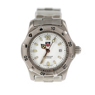 Ladies Tag Heuer Professional 200 Meters Stainless Steel