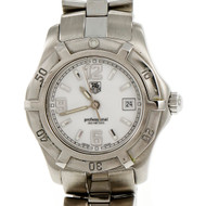 Ladies Tag Heuer Professional Stainless Steel 200 Meters