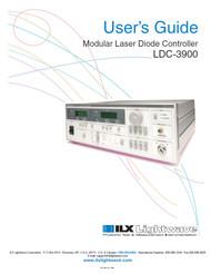 LDC-3900 Modular Laser Diode Controller, User's Guide | ILX Lightwave, Newport
