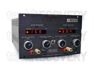 LQD-423 Dual Output Power Supply 0-60VDC | Lambda Electronics