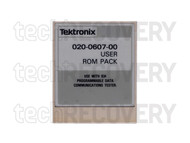 020-0607-00 User ROM Pack | Tektronix