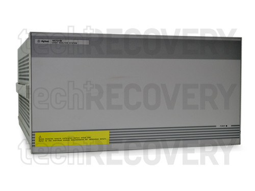 Image of 16701B-Logic-Analysis-System-Agilent by TechRecovery