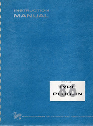 86 Plug-In Instruction Manual | Tektronix