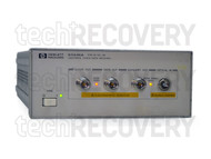 83446A Lightwave Clock / Data Receiver STM-16/OC-48 | HP Agilent