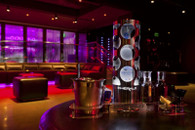 serving tray,  vip bottle service, club. Gear, VIP service, bar tray,