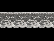 "Off White Edge Lace Trim - 2.125"" (WT0218E04)"