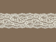 Ivory Galloon Lace Trim - 2.25'' (IV0214G03)