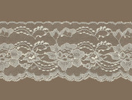 Ivory Edge Lace Trim - 4'' (IV0400E03)