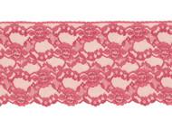 "Raspberry Edge Lace Trim - 4.875"" (RS0478E01)"