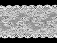 White Galloon Lace Trim - 6'' (WT0600G02)