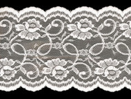 White Galloon Lace Trim - 7'' (WT0700G01)