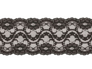 "Black Galloon Lace - 3.75"" (BK0334G02)"