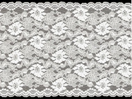 "White Galloon Stretch Lace - 8"" - (WT0800G02)"