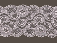 """Light Pink Galloon Lace with Sheen - 4"""" (PK0400G01)"""