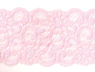 "Light Pink Galloon Lace with Sheen - 5"" - (PK0500G02)"