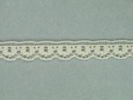 "Ivory Edge Lace Trim - 0.375"" (IV0038E02)"