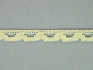 "Cream Edge Lace Trim - 0.375"" (CR0038E01)"