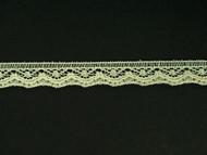 "Ivory Edge Lace Trim - 0.375"" (IV0038E01)"