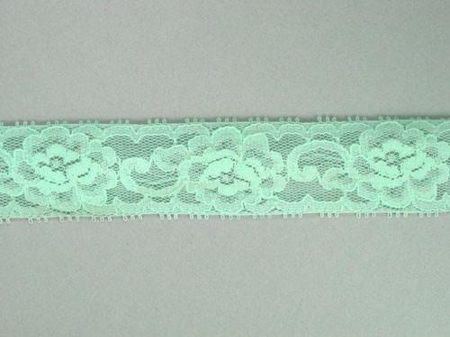Lace & beads abendkleid mit pailletten besatz hellrosa