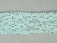 "Aqua Mist Edge Lace Trim - 1.125"" (AM0118E01)"