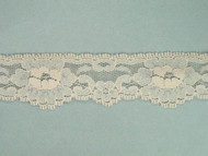 "Beige Edge Lace Trim - 1.375"" (BG0138E01)"