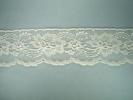 "Ivory Edge Lace Trim 3"" (IV0300E01)"