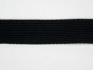 "Black Elastic  - 1"" (BK0100V01)"